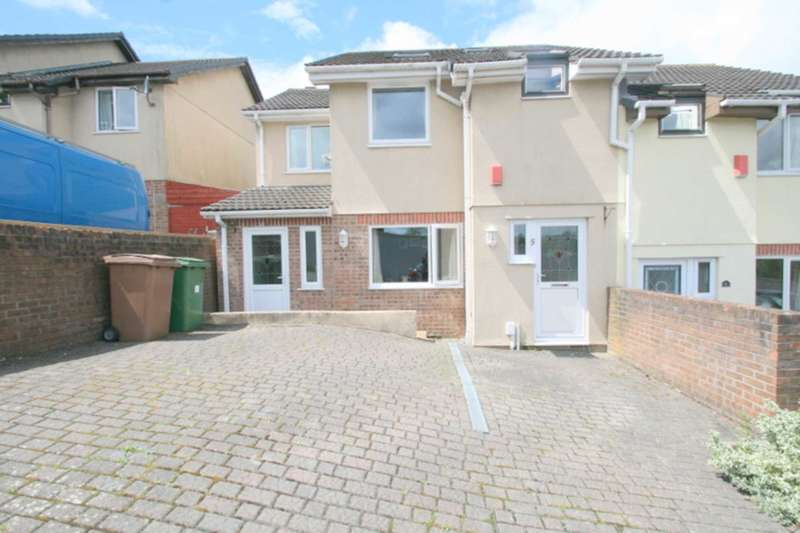 4 Bedrooms Semi Detached House for sale in Lavinia Drive, Plympton