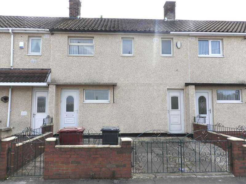 3 Bedrooms Terraced House for sale in Cleadon Road, Southdene