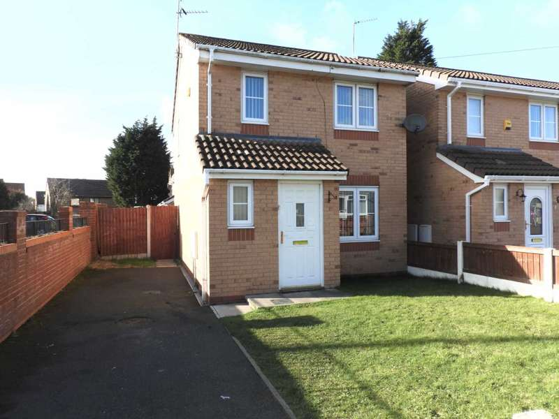 3 Bedrooms Detached House for sale in Lyelake Gardens, Southdene