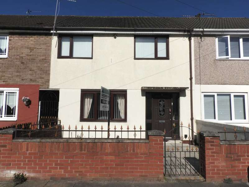 3 Bedrooms Terraced House for sale in Thirlmere Walk, Towerhill