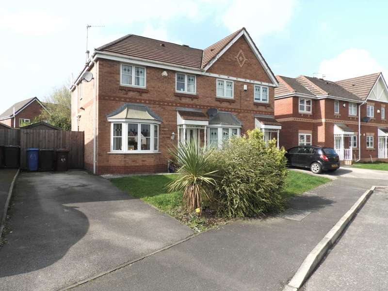 3 Bedrooms Semi Detached House for sale in Hobart Drive, Shevington Park