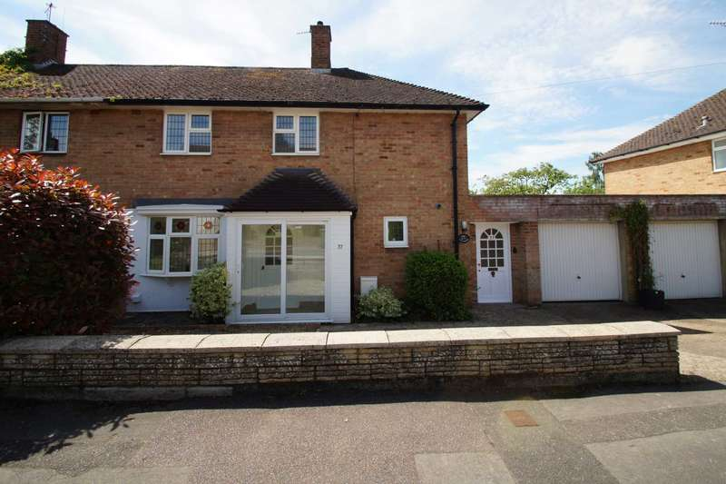 3 Bedrooms Semi Detached House for sale in Lindlings, Chaulden, Hemel Hempstead