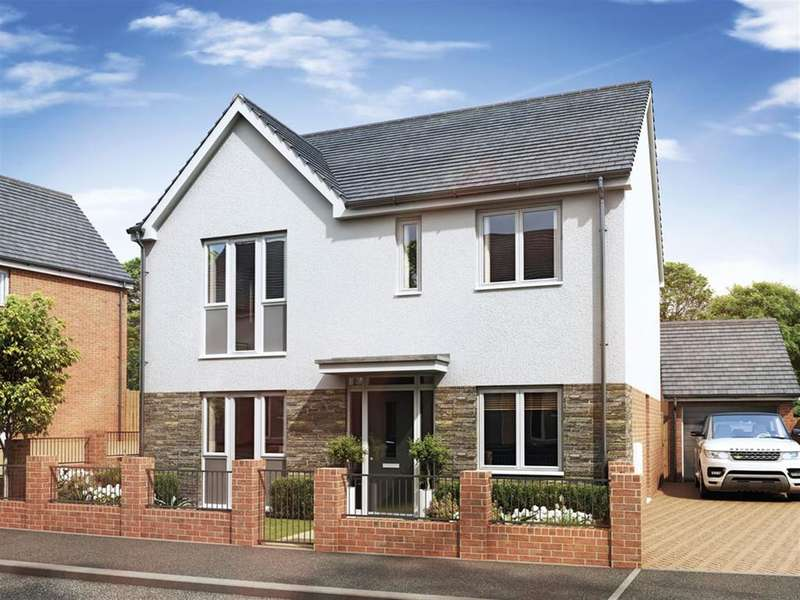 4 Bedrooms Detached House for sale in Gower Road, Sketty, Swansea