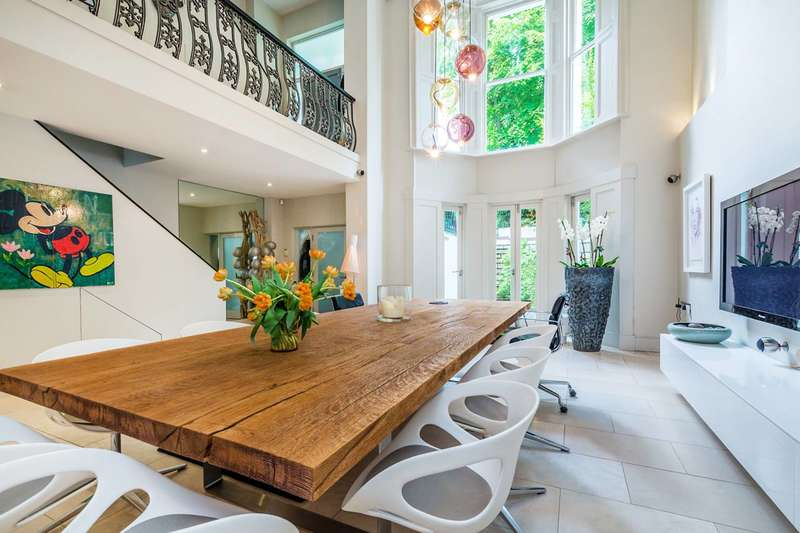 5 Bedrooms House for sale in Elsham Road, Kensington, W14