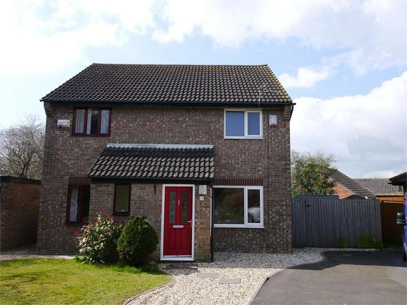 2 Bedrooms Semi Detached House for sale in Raven Way, Penarth