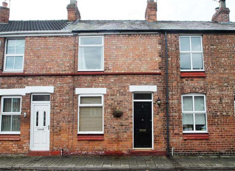 2 Bedrooms Terraced House for sale in Edge Grove, Hoole