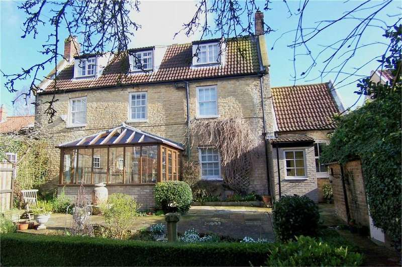 4 Bedrooms Detached House for sale in Off Main Street, Ellerker, Brough, East Riding of Yorkshire