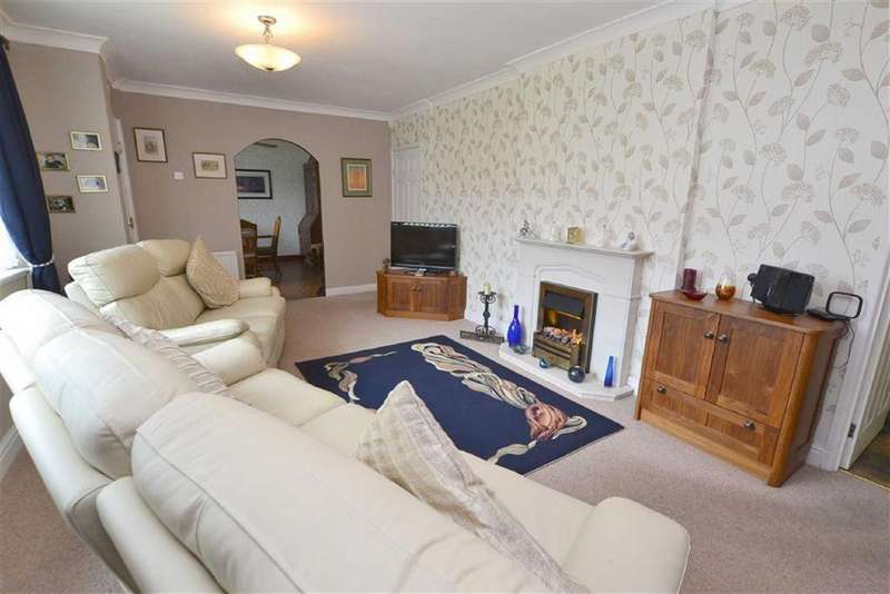 4 Bedrooms Semi Detached Bungalow for sale in Bramley Avenue, Burnley, Lancashire