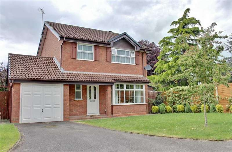 4 Bedrooms Detached House for sale in Gambier Parry Gardens, Gloucester