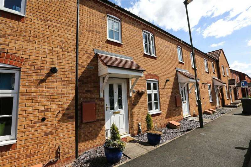 3 Bedrooms Terraced House for sale in Railway Walk, Bromsgrove, B60