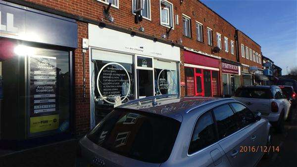 1 Bedroom Commercial Property for sale in BERKSHIRE - DRY CLEANING UNIT ACCOMMODATION & RECEIVER