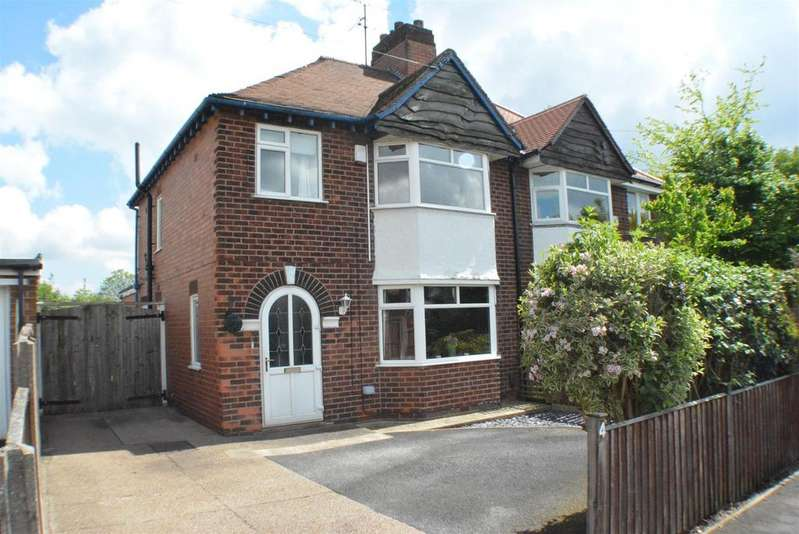 3 Bedrooms Semi Detached House for sale in Cranmer Grove, Mansfield