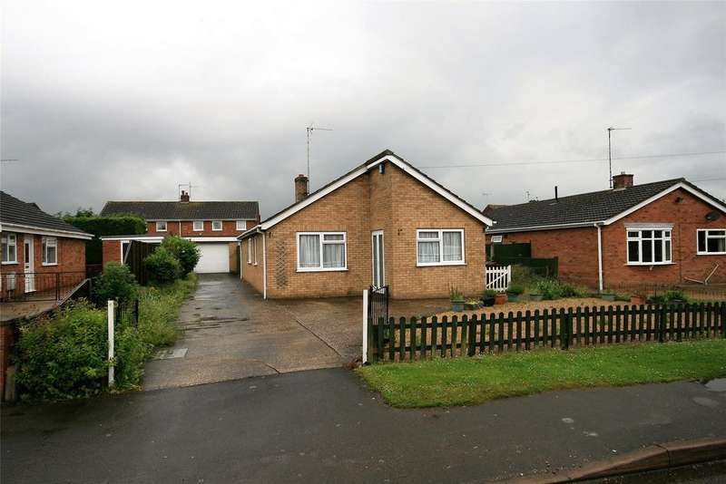 3 Bedrooms Detached Bungalow for sale in Woodthorpe Avenue, Boston, PE21