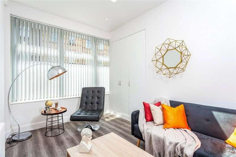 2 Bedrooms Flat for sale in Blackstock Road, London, N4