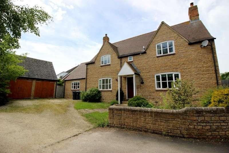 4 Bedrooms Detached House for sale in Upper Tysoe, Warwickshire