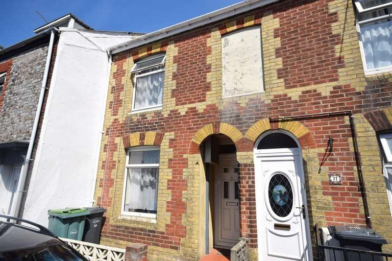 2 Bedrooms Terraced House for sale in West Street, Newport