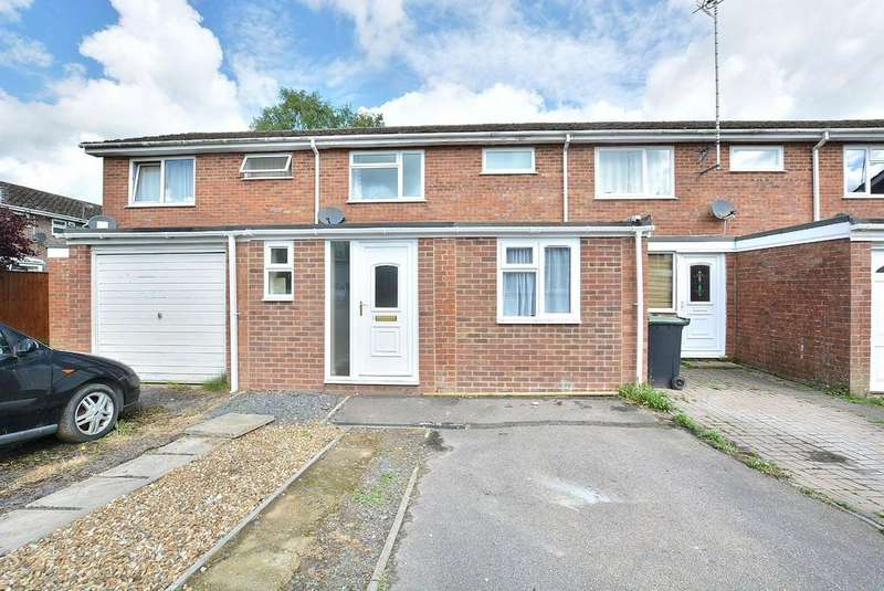 2 Bedrooms Terraced House for sale in Alder Drive, Fordingbridge