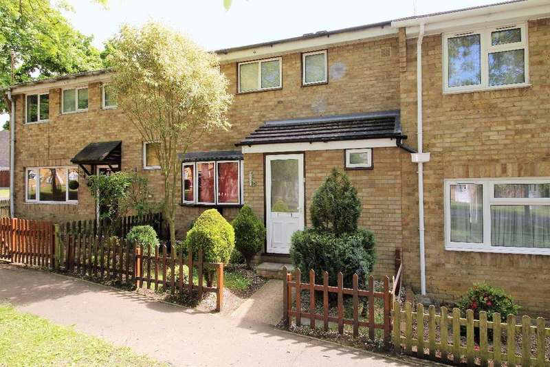 3 Bedrooms Terraced House for sale in Yew Close, Witham, Essex