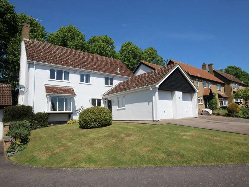 4 Bedrooms Detached House for sale in Windsor Close, Flitwick, Bedford, MK45