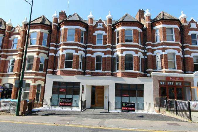 1 Bedroom Flat for sale in St. Peters Road, Bournemouth
