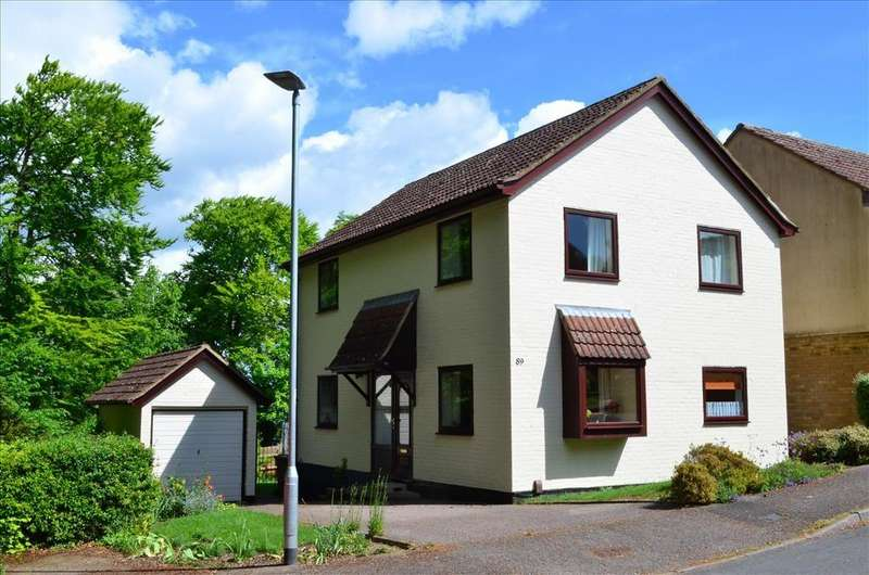 4 Bedrooms Detached House for sale in Layston Park, ROYSTON, SG8