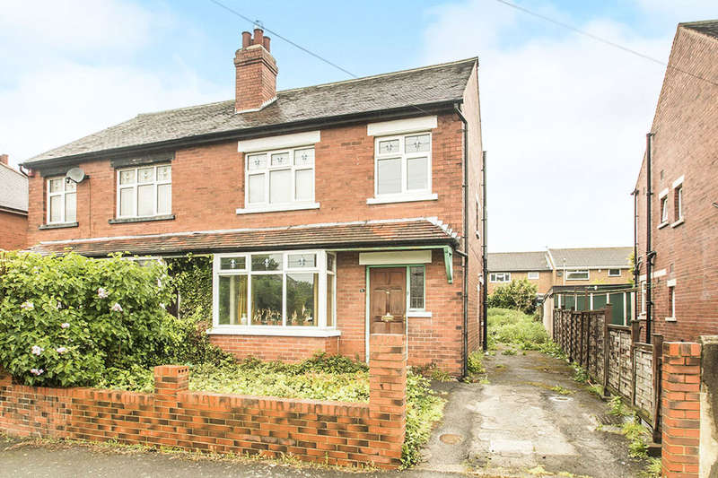3 Bedrooms Semi Detached House for sale in St. Anthonys Road, Beeston, Leeds, LS11