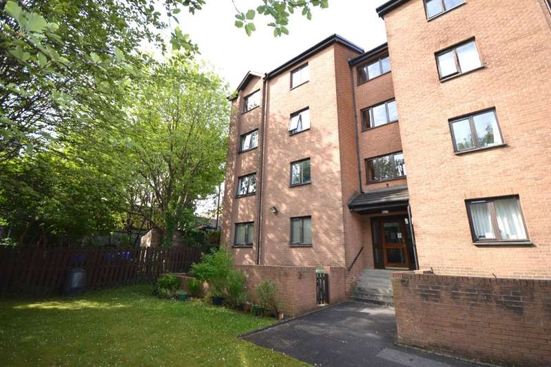 2 Bedrooms Flat for sale in Wallace Court Wallace Street, Stirling, FK8