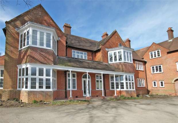 2 Bedrooms Flat for sale in Plot 1 Red Gables House, Hilperton Road, Trowbridge, Wiltshire