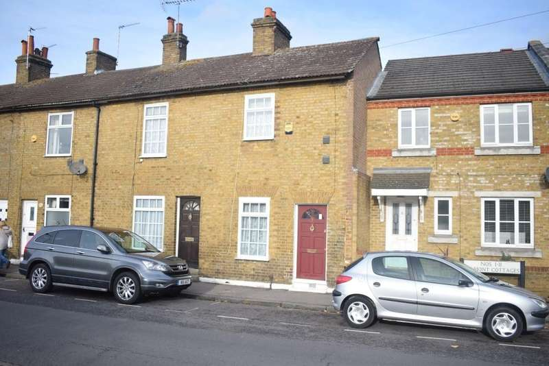 2 Bedrooms Terraced House for sale in Belmont Cottages, High Street, Colnbrook, SL3
