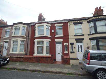 House for sale in Lumley Street, Liverpool, Merseyside, L19