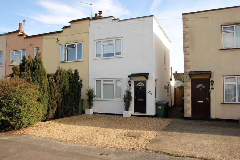 2 Bedrooms End Of Terrace House for sale in West Molesey