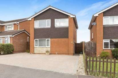 3 Bedrooms Detached House for sale in Fieldfare, Abbeydale, Gloucester, Gloucestershire