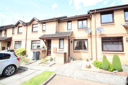2 Bedrooms Terraced House for sale in Glenview, Kirkintilloch, Glasgow, East Dunbartonshire