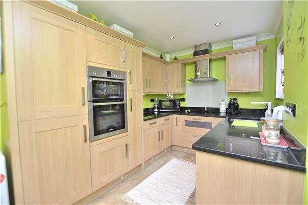3 Bedrooms Detached House for sale in The Lampreys, GLOUCESTER, GL4 6QU