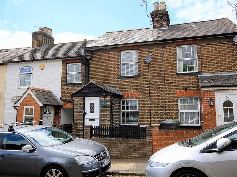 2 Bedrooms House for sale in EXTENDED 2 DOUBLE BEDROOM CHARACTER COTTAGE IN Cowper Road, Boxmoor