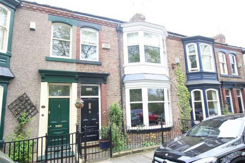 3 Bedrooms Town House for sale in Victoria Embankment, Darlington