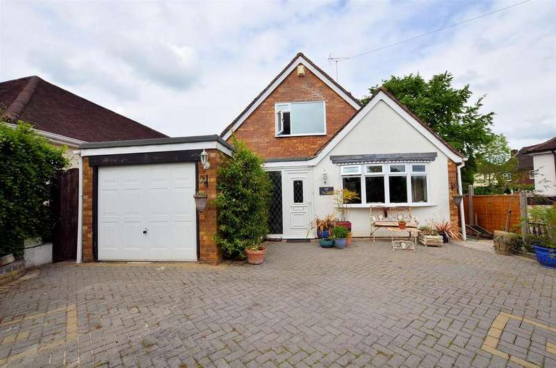 3 Bedrooms Detached House for sale in Armour Hill, Tilehurst, Reading