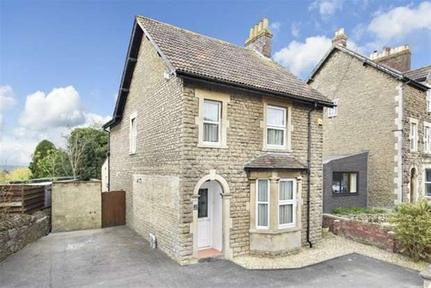 3 Bedrooms Detached House for sale in Portland Road, Frome