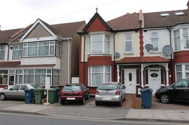 3 Bedrooms End Of Terrace House for sale in Locket Road, Harrow, Middlesex
