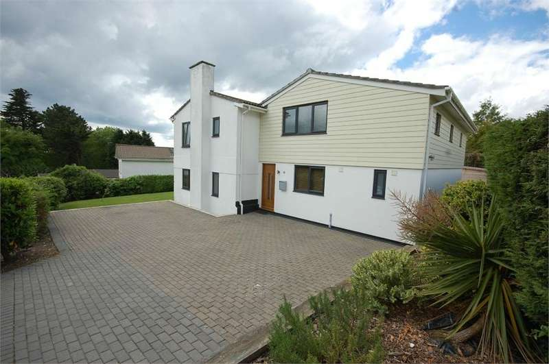 5 Bedrooms Detached House for sale in 6 Kilhallon Woodlands, Kilhallon, Par, Cornwall