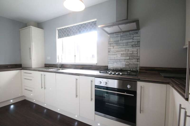 2 Bedrooms Flat for sale in Petteril, Washington, NE38