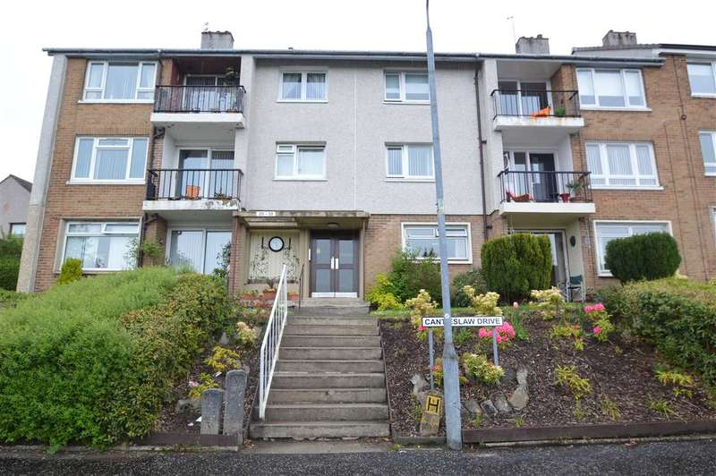 2 Bedrooms Apartment Flat for sale in Cantieslaw Drive, East Kilbride