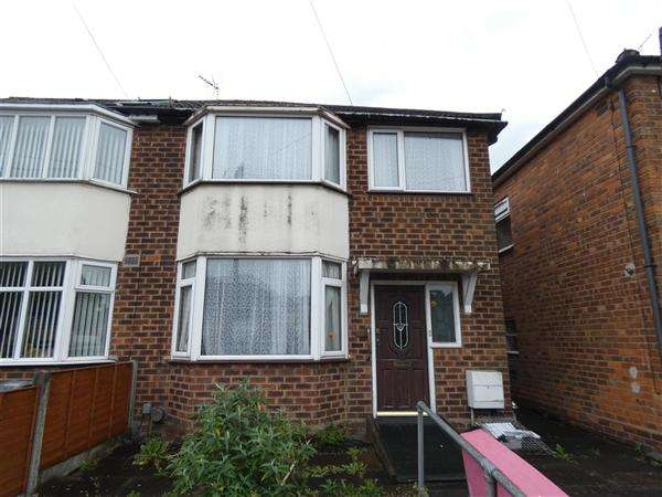 3 Bedrooms Semi Detached House for sale in Berryfield Road, Sheldon, Birmingham