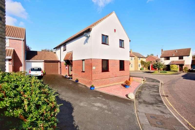 5 Bedrooms Detached House for sale in Heron Road, Kelvedon