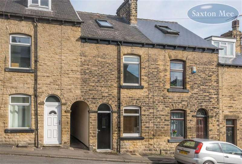 2 Bedrooms Terraced House for sale in Duncombe Street, Walkley, Sheffield, S6
