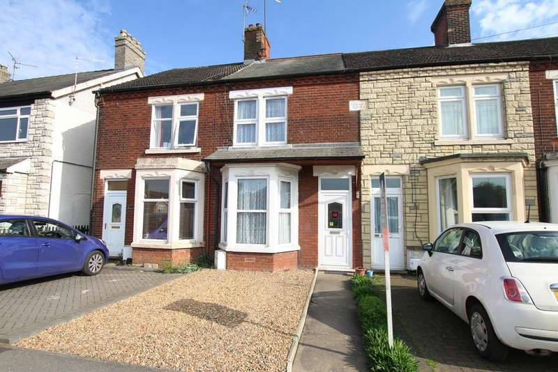 3 Bedrooms Terraced House for sale in Creek Road, March