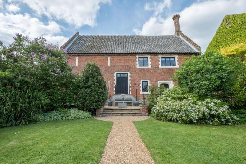 3 Bedrooms Detached House for sale in Sustead
