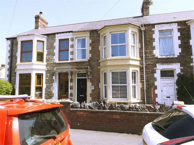 3 Bedrooms Terraced House for sale in Talcennau Road, Port Talbot, West Glamorgan