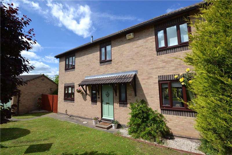 4 Bedrooms Detached House for sale in Oughton Close, Yarm, Stockton-On-Tees