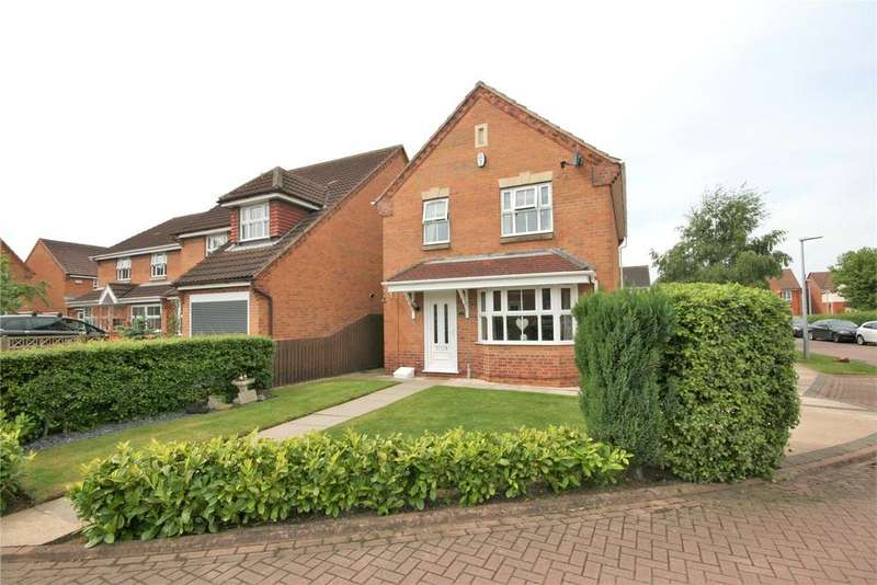 3 Bedrooms Detached House for sale in Pendeen Close, New Waltham, DN36